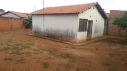 Casa quitada lote 370m2 águas lindas-GO 80mil