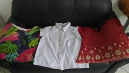 Combo blusas