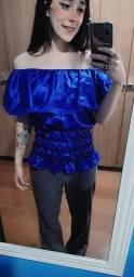Blusa cigana lindíssima