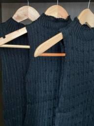 Blusas de tricot