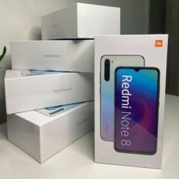Xiaomi novos na caixa e com garantia a pronta entrega.