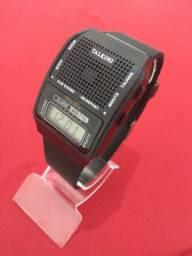 Relógio Falar Hora Ideal para Idosos e deficientes Visual Fazemos Entrega