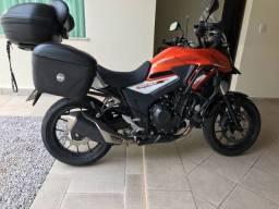 CB 500X 2019 ABS completa para trip