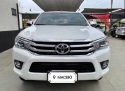 Toyota Hilux 2018  Entrada R$ 11.000 + Parcelas