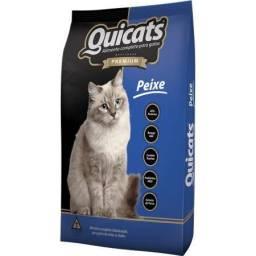 Ração quicats 25kg