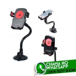 Entrega R$ 10 * Suporte Veicular Ventosa Vidro Celular * Chame no Whats