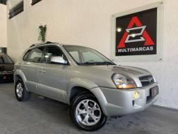 Hyundai Tucson 2007 2.7 4x4 BAIXA KM
