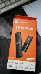 Lançamento MiTV Stick com assistentede voz - lacrado