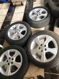 Rodas 16  ou pneus separado