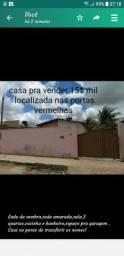 Casa pra vender 15 mil em Ceará mirim !