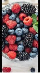 Frutas congelados atacado e varejo