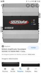 módulo SD 3.500 1 ohms