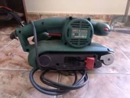 Lixadeira de fita  R$ 150,00