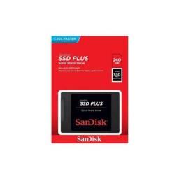 SSD SanDisk 240gb