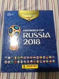 Álbum Copa do mundo 2018 - Rússia