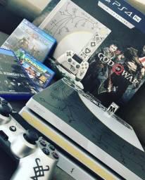 PS4 Pró edição limitada