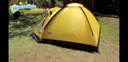 Barraca para camping 2 pessoas.