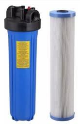Filtro Big Blue - Vazão de até 6m³/h