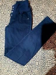 2 calça jeans 42