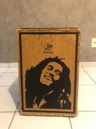 Cajon Bob Marley - Jaguar Percussionista