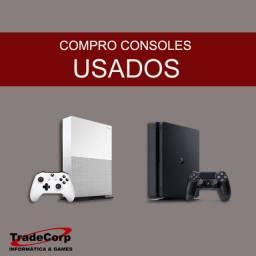 Compramos Consoles Usados!