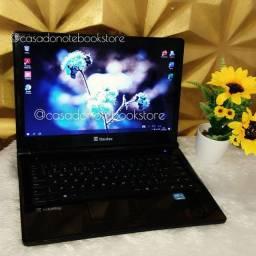 Notebook Itautec core i3 com SSD ! ultra veloz