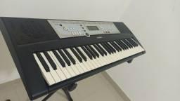 Teclado Yamaha PSR E203 Com suporte