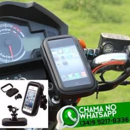 Entrega R$ 10 * Suporte Moto Prova D?água * Chame no Whats
