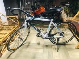 Vendo uma bike alumínio de corrida