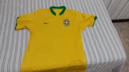 Camisa da seleção brasileira original, copa de 2006