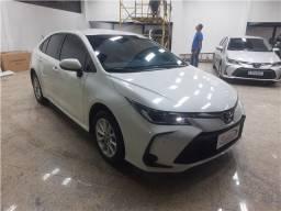 Toyota Corolla 2021 2.0 FLEX + unico dono + garantia de fabrica + automatico