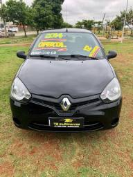 Renault Clio Authentique 1.0 Flex 4P Completo
