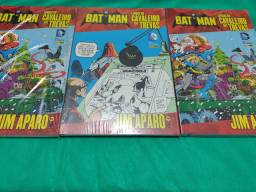Batman cavaleiro das trevas Jim Aparo 4,6 e 7 R$25,00 cada+frete