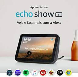 Echo Show 8 - Amazon Alexa
