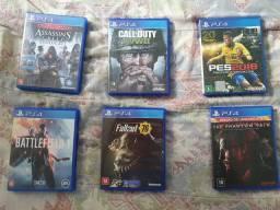 6 Jogos PS4