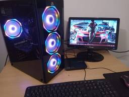 PC Gamer / 8 gbs Corsair / SSD + HD / ( NOVA ) Personalizamos