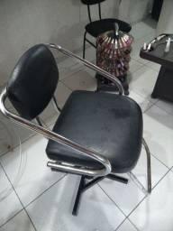 Cadeira de criança para salão