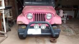 Jeep Wilys 4x4 em perfeito estado