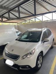 Peugeot 2008 , 1.6  automático , troco/financio, ano 2017