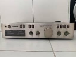 Amplificador Integrado Gradiente Model 126