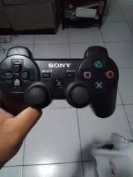 Controle de Ps3 Original com cabo