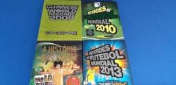 Livros Guineenses e futebol