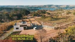 Lago Corumbá IV, Condomínio Recanto do Pescador IV, Infraestrutura Completa