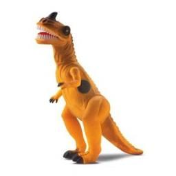 Dinossauro Tiranossauro Rex Com Som + 2 Dinossauros