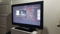 TV Lcd Samsung 32 Polegadas Conversor Digital Único Proprietário