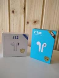 Fone de ouvido i11 i12