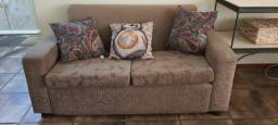 Conjunto de sofá 2 e 4 lugares