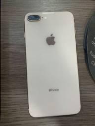Iphone 8 plus (muito novo)