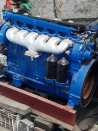 Motor Detroit diesel 6.71em linha