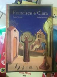 Livro Francisco e Clara